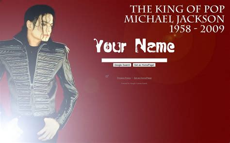google themes michael jackson michael jackson rip google theme