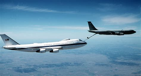 new air force one white house cuts aerial refueling from new air force one
