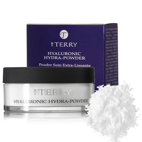 by terry hyaluronic hydra powder four seasons by terry hyaluronic hydra powder belle belle beauty