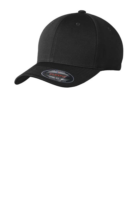 sport tek stc22 baseball hat flexfit cool poly