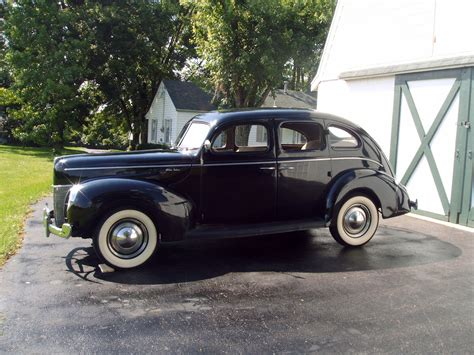 Ford Deluxe by 1940 Ford Deluxe Information And Photos Momentcar
