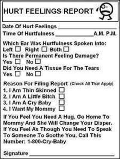 78 best images about hurt feelings report on pinterest