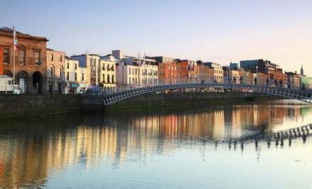 dublin vacation with airfare from great value vacations in dublin groupon getaways