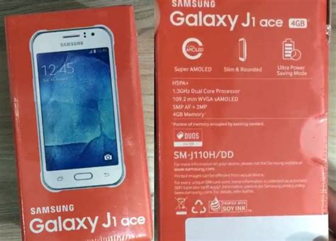 Samsung Galaxy J1 Ace Sm J 1g samsung galaxy j1 ace sm j110 available in india for