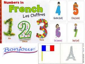 french numbers 1 10