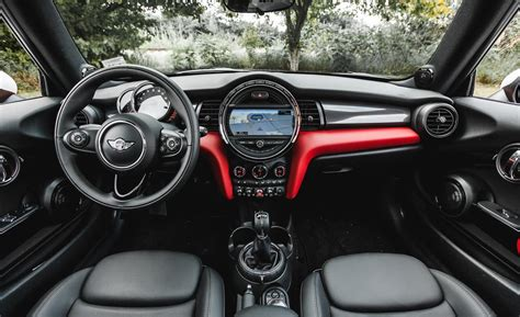 Mini 2014 Interior by Car And Driver