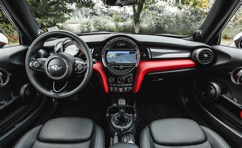 Mini Cooper Interior by Car And Driver