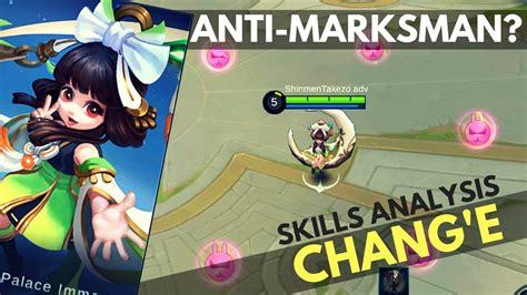 chang e mobile legend chang e new mage skill and ability explained