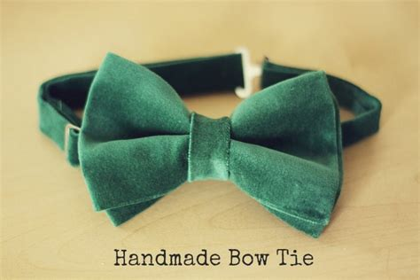 Handmade Bow Ties - diy tutorial handmade bow tie boho weddings for the