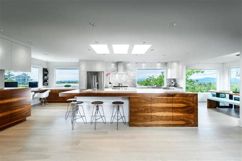 kitchen view kitchens with perfect view allarchitecturedesigns
