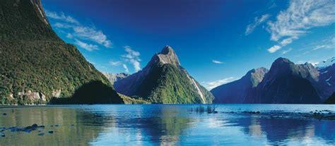 Milford Sound Nouvelle Zélande