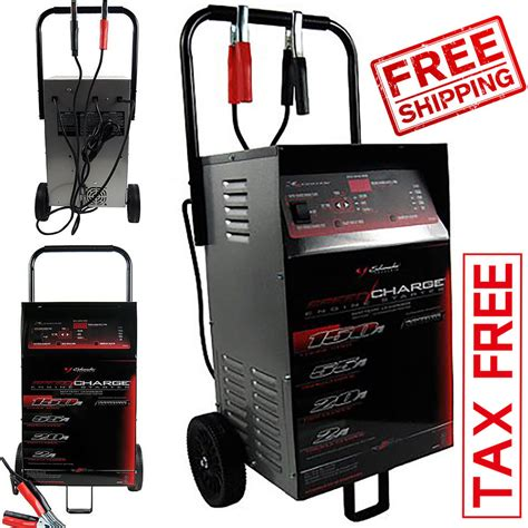 portable car battery charger wheeled engine start