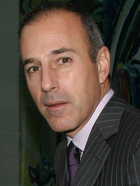 matt lauer haircut matt lauer might now be replaced at today show