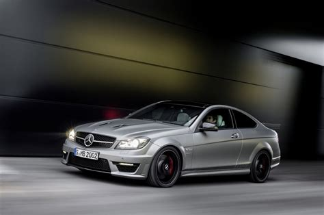 mercedes launches more powerful c63 amg edition 507