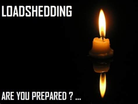 Ethekwini Municipality Load Shedding Schedule by Updated Load Shedding Schedule