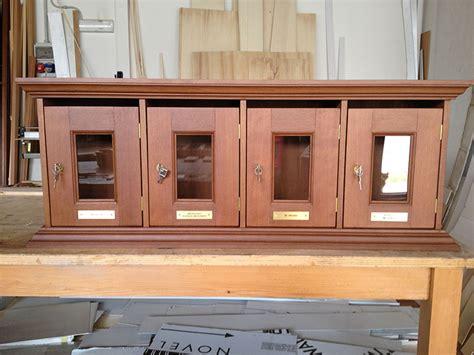 cassetta postale in legno cassette postali in legno ars europea