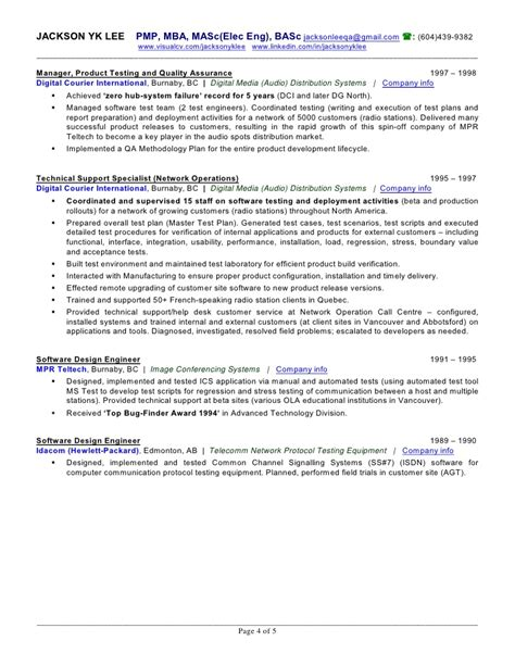 Software Technician Sle Resume by Sle Software Engineer Internship Resume 28 Images 100 Resume Software Developer Resume