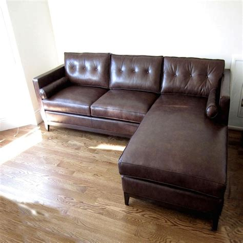 Sofa With Chaise Lounge Ideas Prefab Homes Leather Sofa Chaise Lounge