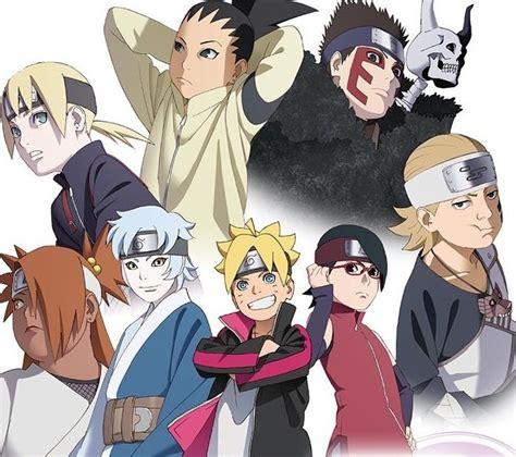 boruto series boruto series continuing anime amino