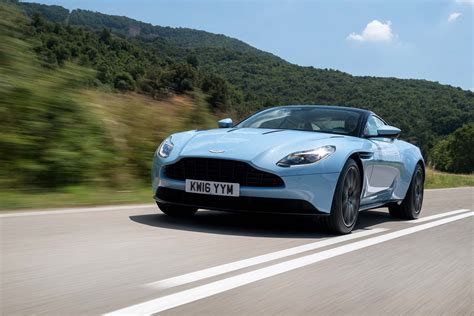 2017 aston martin db11 2017 aston martin db11 first drive automobile magazine