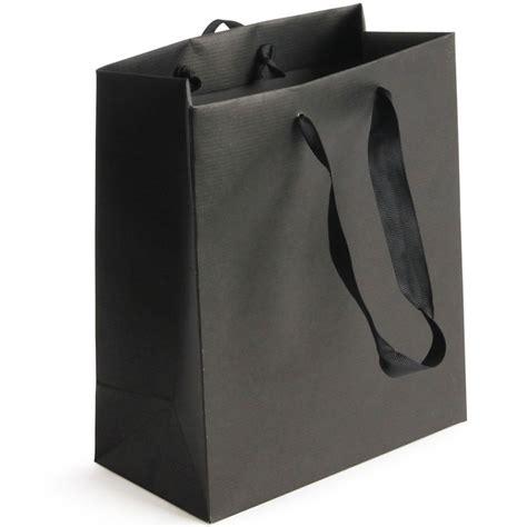gift bag black kraft medium gift bag