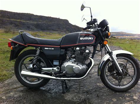 1981 Suzuki Gs450 1981 Classic Suzuki Gs450