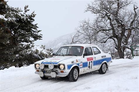 Rallye Auto Historique by Monte Carlo Historique Rally Eight Logistics