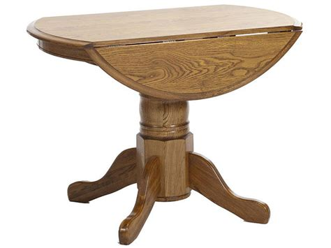 42 Inch Drop Leaf Pedestal Table by 42 Inch Drop Leaf Table Only The Furniture Mart