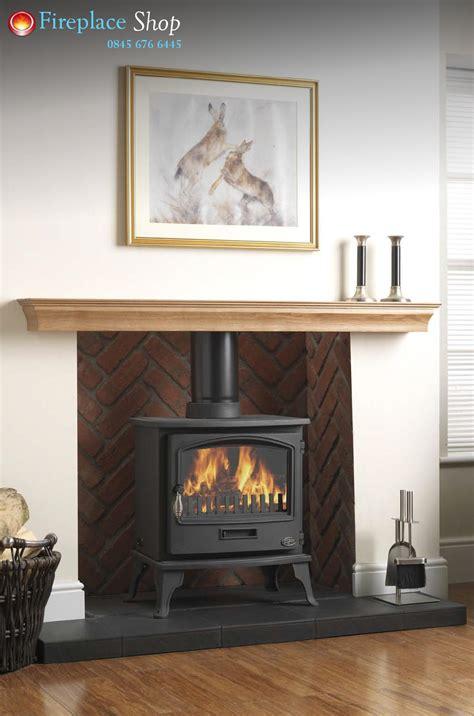 wood burner in living room tiger 6kw multi fuel stove