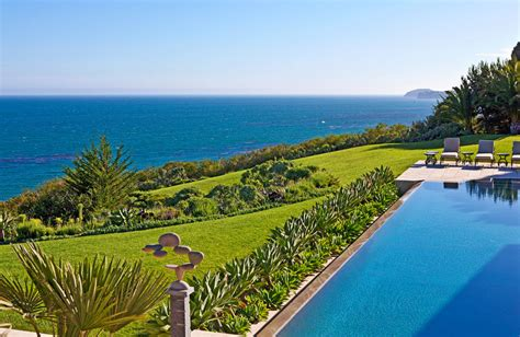 La Villa Contenta, Malibu, California   Leading Estates of