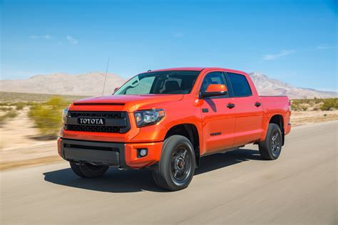 toyota trd tundra 2015 toyota tundra trd pro priced at 42 385 motor trend wot