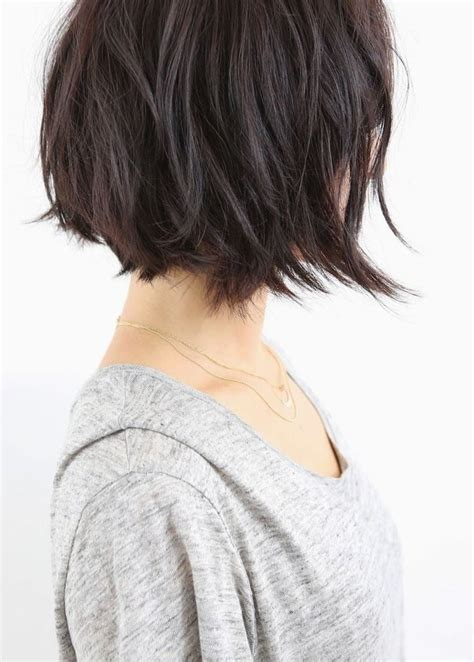 hair cut for with chin 17 best ideas about chin length haircuts on pinterest