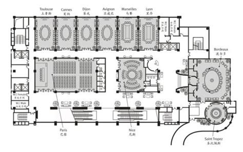 convention center floor plans convention center floor plan 1 conference center