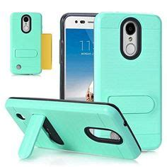 Lg K10 2017 X400 Armor Bumper Stand Soft Casing Cover Sarung lg aristo butterfly harmony design slim hybrid rugged