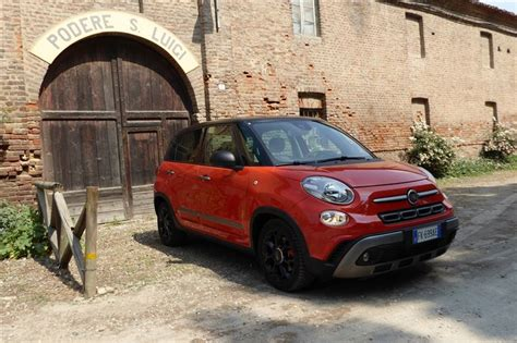 fiat 500l road fiat 500l cross 2017 road test road tests honest