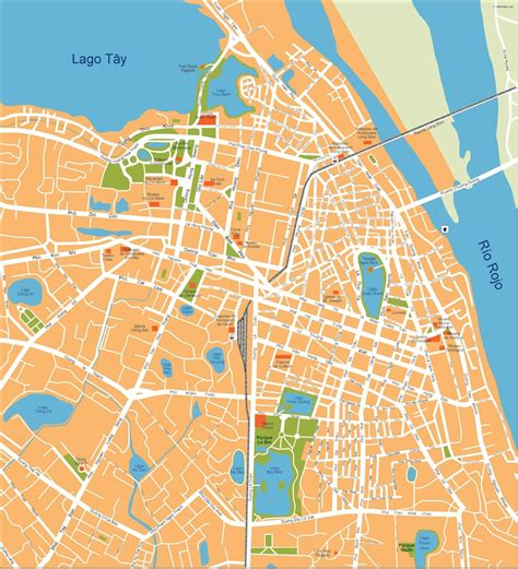maps vector hanoi vector map eps illustrator vector maps of asia