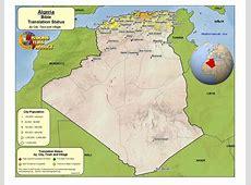 Algeria - WORLDMAP.ORG Juan De Nova Island
