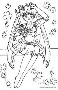 sailor moon color cartoon characters coloring pages color plate coloring sheet printable
