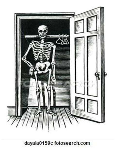 What Does The Phrase Skeletons In The Closet by Classroom Phrases Items At Cave High School Studyblue