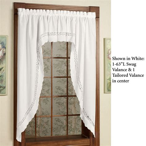 swag curtain swag curtains 28 images debutante overlapping swag and