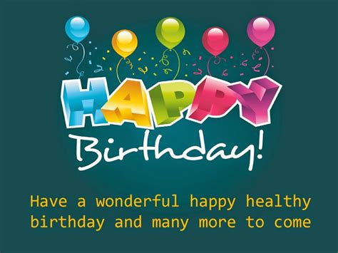 Happy Birthday Wishes For Birthday Quotes Weneedfun