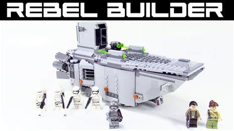 Lego Pesawat Transport Prajuritdari Wars 75103 lego wars order transporter from the