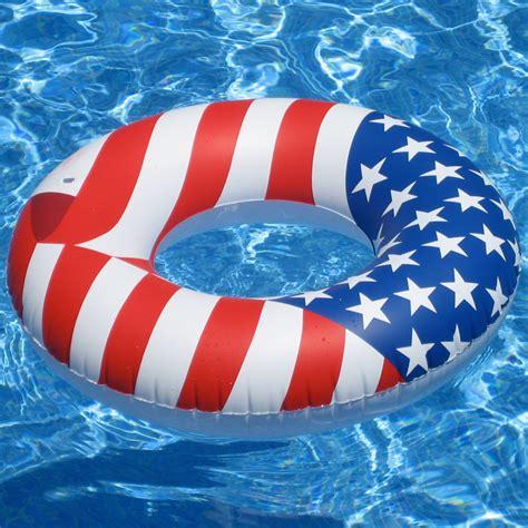 swimline 36 quot americana series swim ring