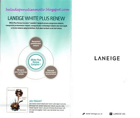 Laneige Di Konter talks my impression on laneige