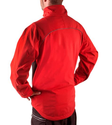 softshell cycling jacket mens aero tech designs men s windproof thermal cycling jacket