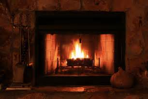 a fireplace to warm your cold nights living