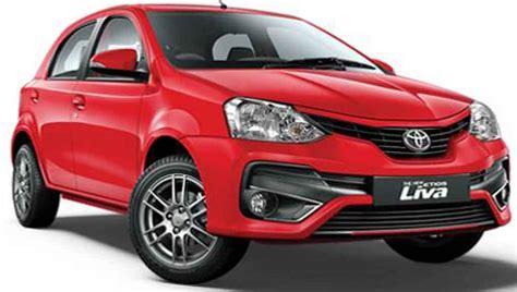 Toyota Liva Features 2017 Toyota Etios Liva Launched Price Engine Specs