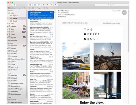 best mail client for mac best mac email clients best alternatives to mail for mac