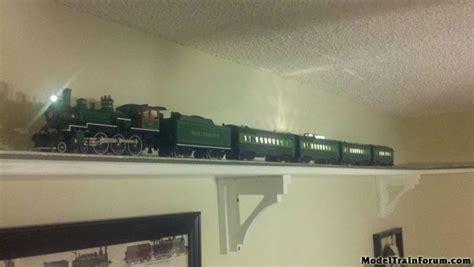 train layout software ipad ho scale train wall shelf layout google search man