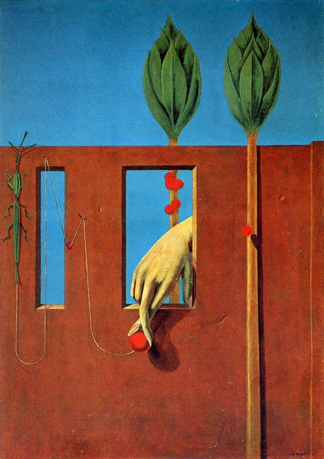 Paintings 7 Words by Max Ernst At The Clear Word 1923 On Canvas